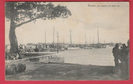 Bissau - Um Aspecto Do Porto De -1913  (see Reverse ) - Guinea-Bissau