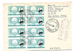Bra155 / BRASILIEN - Pharmazeut Thoma Medizin Orlando Rangel 1968 - Brazilië