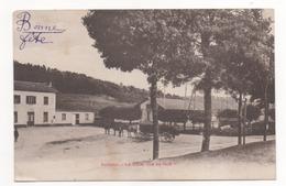 ANDELOT -la Gare Vue De Face - Andelot Blancheville