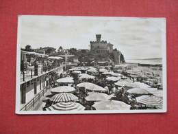 Portugal  RPPC Costa Do Sol Estoril Stamp  & Cancel   -ref 3412 - Portugal