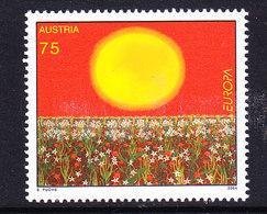Europa Cept 2004 Austria 1v ** Mnh ** Mnh (43044F) - 2004