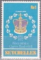 SEYCHELLES    SCOTT NO. 383     MNH     YEAR  1977 - Seychelles (1976-...)