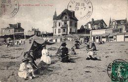 3091 Cpa Saint Pair Sur Mer - La Plage - Saint Pair Sur Mer