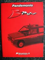 CATALOGO AUTOMODELLI  BRUMM  Pandemonio  Ferrari, Fiat Alfa Lancia 1/43 - Catalogi