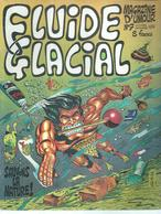 FLUIDE GLACIAL  N° 7    Couverture  GOTLIB - Fluide Glacial
