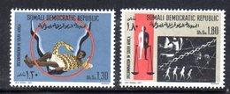 XP229 - SOMALIA 1971 , Yvert N. 128/129 ***  Razzismo - Somalia (1960-...)