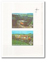 Calf Of Man, Postfris MNH, Manx Electric Railway, Train - Man (Eiland)