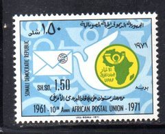 XP130 - SOMALIA 1972 , Yvert N. 145 ***  Upa - Somalia (1960-...)