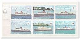 Calf Of Man 1971, Postfris MNH, Ships - Man (Eiland)