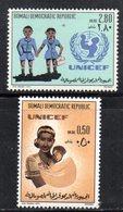 XP127 - SOMALIA 1972 , Yvert N. 146/147  ***  Unicef - Somalia (1960-...)