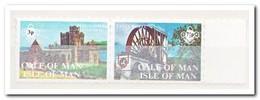 Calf Of Man 1971, Postfris MNH, Castle, Laxey Wheel - Man (Eiland)