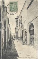 CPA Tunisie Tunis Rue Sidi Ben Arous - Tunesië