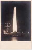256798Amsterdam,  Dam 25 0ktober 1929 In Feestverlichting. (tekst Onder: Edison) - Amsterdam