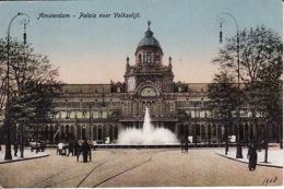 2567131Amsterdam, Palais Voor Volksvlijt 1918 (zie Achterkant) - Amsterdam