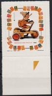 """Italia - Repubblica 2015 """"Europa, Pinocchio Con Triciclo, €. 0,80, Nuovo - 6. 1946-.. Repubblica"""