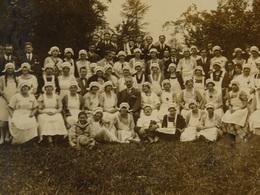 SUISSE   GENEVE CERCLE INDEPENDANT 30 E ANNIVERSAIRE 1922 GROUPE DE SERVICE - Personnes Anonymes