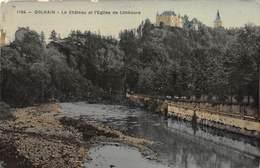 Dolhain, Le Château Et L'Eglise De Limbourg - Limbourg