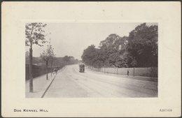 Dog Kennel Hill, East Dulwich, London, C.1910 - Postcard - London Suburbs