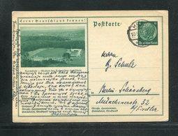 Deutsches Reich / 1933 / Bildpostkarte > DARMSTADT-STADION DER TECHNISCHEN HOCHSCHULE, Steg-Stempel Koeln (17276) - Ganzsachen