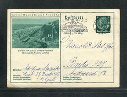 Deutsches Reich / 1934 / Bildpostkarte > WENNINGSTEDT-BRADERUP, Masch.-Stempel Hamburg (17277) - Ganzsachen