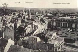 SPA - Panorama - Oblitération De 1914 - Edit. Emile Dumont - Spa