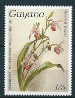 Guyana  1985-89  Orchideen, Orchids  Mi-Nr. 2350 Postfrisch / MNH - Guyana (1966-...)