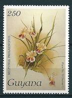 Guyana  1985-89  Orchideen, Orchids  Mi-Nr. 2353 Postfrisch / MNH - Guyana (1966-...)