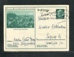 """Deutsches Reich / 1933 / Bildpostkarte > ALTONA-BLANKENESE, Masch.-Stempel Kassel """"Kauft Deutsche Waren"""" (17280) - Ganzsachen"""