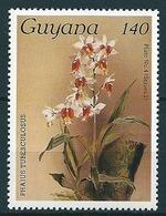 Guyana  1985-89  Orchideen, Orchids  Mi-Nr. 2261 Postfrisch / MNH - Guyana (1966-...)