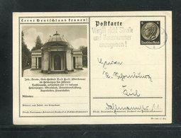 Deutsches Reich / Bildpostkarte > BAD HALL (Oberdonau) O (17283) - Deutschland