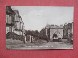 England > Somerset > Weston-Super-Mare    Stamp  & Cancel   -ref 3412 - Weston-Super-Mare