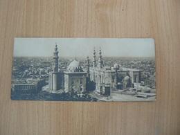 PETITE  CARTE POSTALE  EGYPTE /   VOYAGEE - Egypt