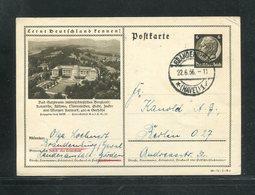 Deutsches Reich / 1936 / Bildpostkarte > BAD SALZBRUNN, Steg-Stempel Brandenburg (17288) - Germany