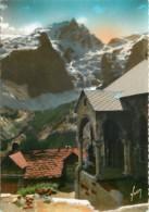 LES TERRASSES Au Premier Plan L Eglise Du Village 24(scan Recto Verso)ME2649 - Other Municipalities