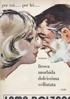 (pagine-pages)PUBBLICITA' LAMA BOLZANO  Tempo1963. - Libri, Riviste, Fumetti