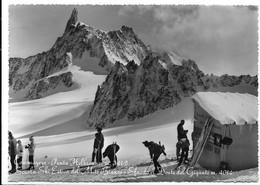 Courmayeur (Aosta). Scuola Ski Estiva Del Monte Bianco. - Aosta