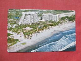 Hotel Acapulco Princess   Mexico  Stamp  & Cancel   -ref 3413 - Mexico