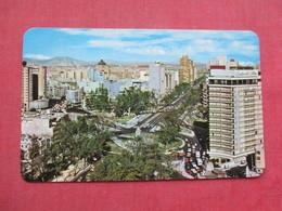 Paseo  De La Reforma Blvd.   Mexico  Stamp  & Cancel   -ref 3413 - Mexico
