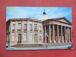 Teatro La Paz San Luis Potosi Mexico  Stamp  & Cancel   -ref 3413 - Mexico