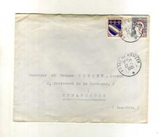 - FRANCE . POSTE AUX ARMEES SUR ENVELOPPE DE 1965 . SP 69.031 - Cachets Militaires A Partir De 1900 (hors Guerres)