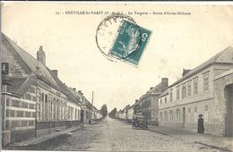 CPA Neuville-St-Vaast La Targette Route D'Arras-Béthune - Autres Communes