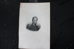 DH /Jean-Victor Moreau (1763-1813) - Commandant En Chef De L'armée Du Nord (1795), Et Moselle (1796), / 16x24 Cm - Documents Historiques