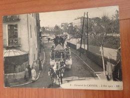CANNES - Carnaval été 1911 - Cannes