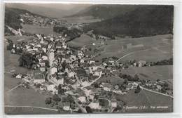 Suisse Sonvilier Vue Aerienne CPSM PF - BE Berne