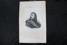 DH / Jean-Baptiste Bernadotte, Né Le 26 Janvier 1763 à Pau, Mort Le 8 Mars 1844 à Stockholm / 16x24 Cm - Documents Historiques