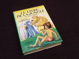 Rudyard Kipling Le Livre De La Jungle Récit Du Film Walt Disney (1968) - Bücher, Zeitschriften, Comics