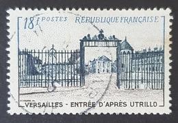 1954 Versailles, France, Republique Française, *,**, Or Used - France