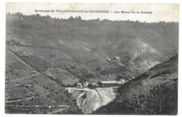 Environs De Villefranche De Rouergue Les Mines De La Baume - Villefranche De Rouergue