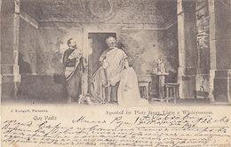 Quo Vadis - Int. Frankatur 1901       (A-81-160113) - Polonia