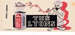 BUVARD  Thé Lyons - Café & Thé
